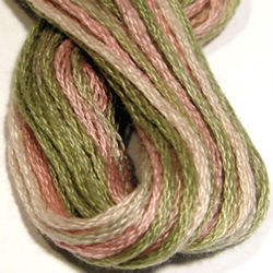 Skein 6-ply Early Spring - Valdani