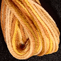 Skein 6-ply Backyard Honeycomb - Valdani