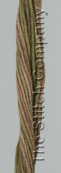 Skein 6-ply Dried Leaves - Valdani