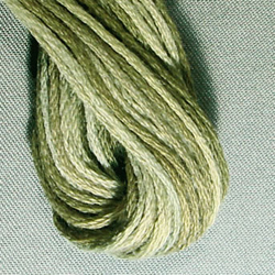 Skein 6-ply Faded Olive - Valdani