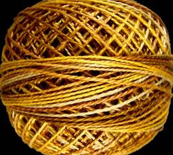 Ball Pearl #8 Backyard Honeycomb - Valdani