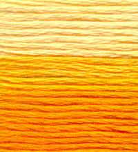 Venus Embroidery Floss ombré #25 - 3
