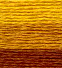 Venus Embroidery Floss ombré #25 - 5