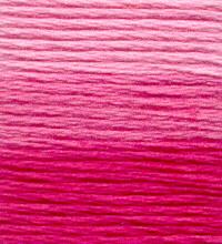 Venus Embroidery Floss ombré #25 - 8