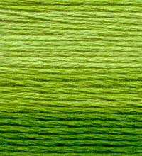 Venus Embroidery Floss ombré #25 - 14