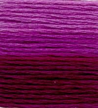 Venus Embroidery Floss ombré #25 - 20