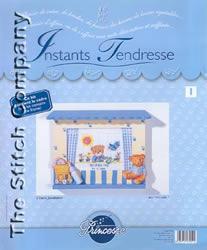 Borduurpakket L'ours jardenier - Princesse