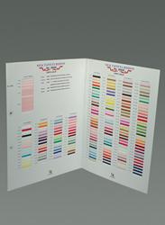 Silk Ribbon Colour Card - YLI
