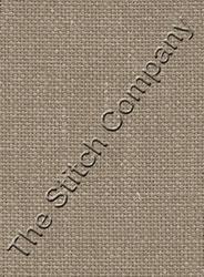 Fabric Cashel Linen 28 count - Summer Khaki - Zweigart
