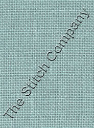 Fabric Cashel Linen 28 count - Confederate Grey - Zweigart