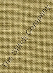 Fabric Belfast Linen 32 count - Willow Green - Zweigart