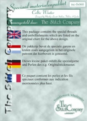 Materialkit Celtic Winter - The Stitch Company