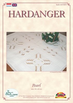 Hardanger Chart Pearl - The Stitch Company