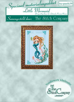 Materialkit Little Mermaid - The Stitch Company