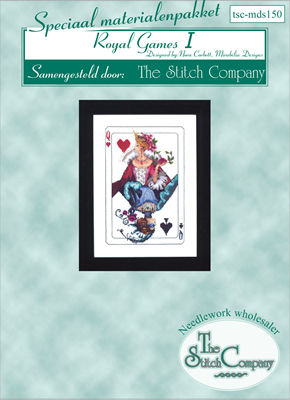Materialkit Royal Games I  - The Stitch Company