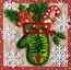 Bead Embroidery kit Children's Holiday - Abris Art