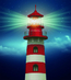 Diamond Art Light House - Leisure Arts