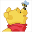 Disney Pooh with Bee - Camelot Dotz